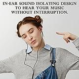 KEKU 3 Packs Earbud Headphones Remote
