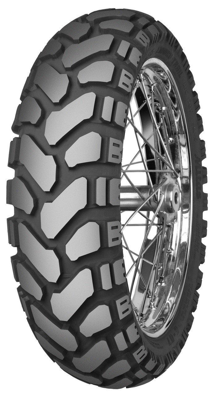 Mitas E-07 PLUS + 150/70-18 70T TL Motorcycle Tire
