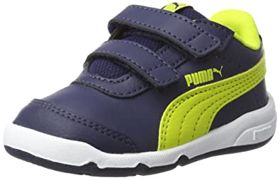 545cc9bbc48dc Puma Unisex Kids  Stepfleex 2 Sl V Inf Low-Top Sneakers  Amazon.co ...