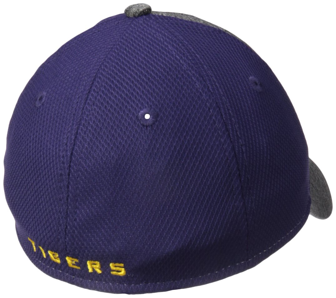 san francisco 5eb4e 227bb ... where can i buy amazon new era ncaa lsu tigers adult shadow blocker  39thirty stretch fit