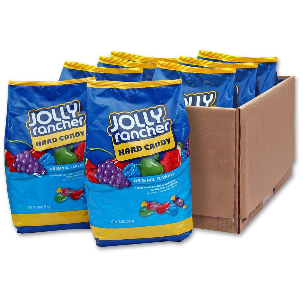 Jolly Rancher Original Flavors 8-5 lb bags by Jolly Rancher (Image #1)