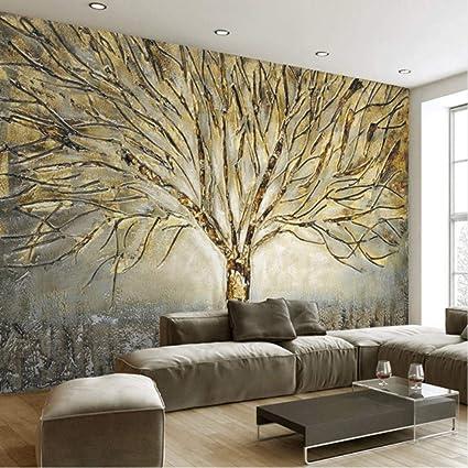 Amazon Com Hwhz Custom 3d Wall Murals Wallpaper Modern