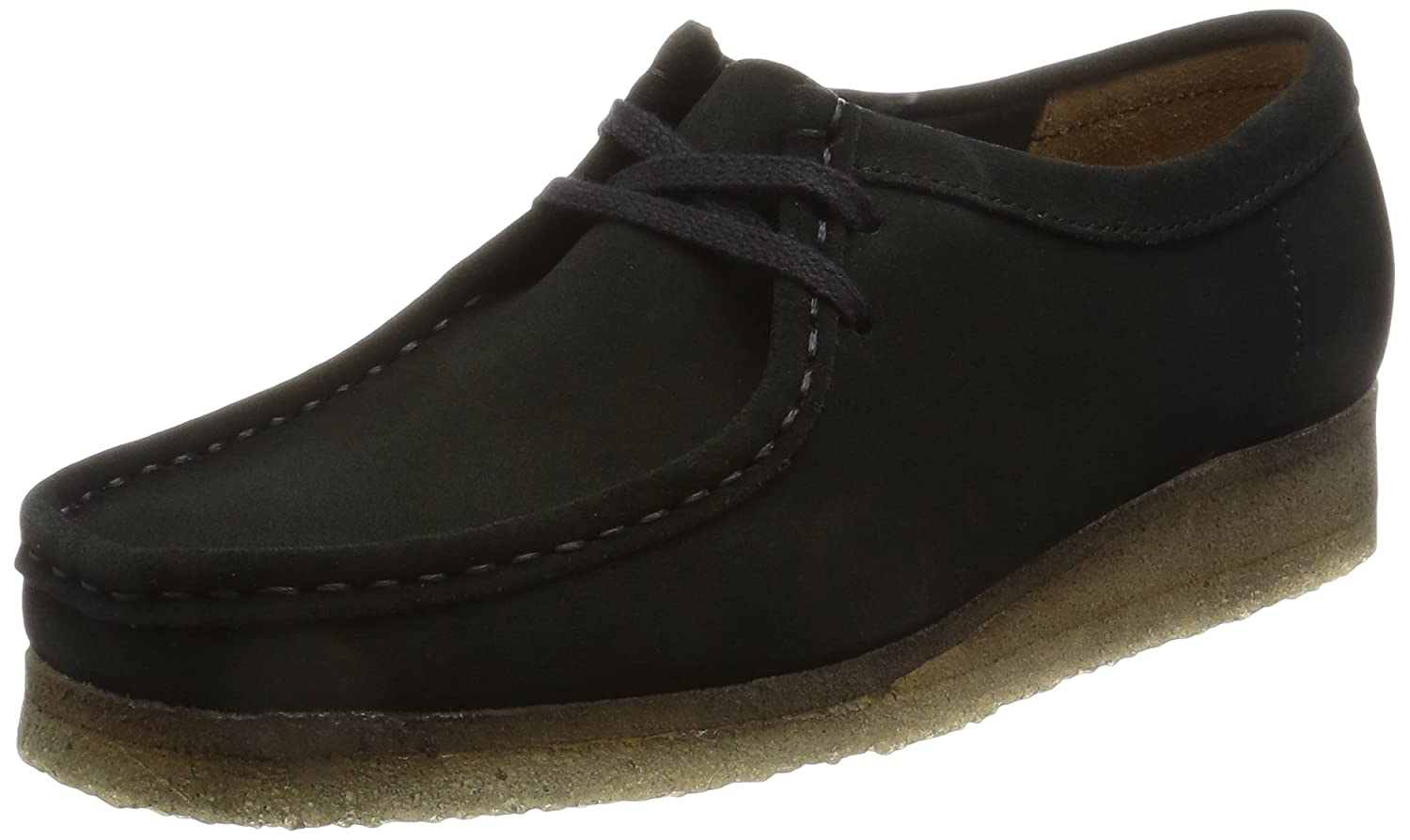 Clarks Originals Wallabee Damen Low Top Turnschuhe
