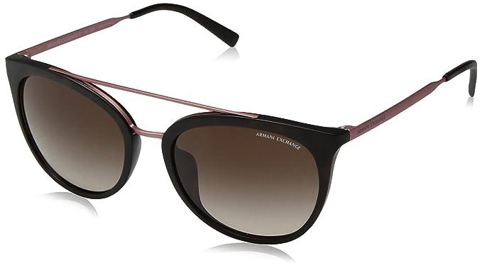 A|X Armani Exchange Para mujer 0AX4068SF Gafas de sol para ...