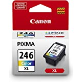 Canon CL-246XL Color Ink Cartridge, Compatible to MX492, MG3020,MG2920,MG2924,iP2820,MG2525 and MG2420