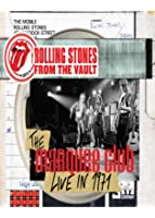 The Rolling Stones - From The Vault : The Marquee Club Live in 1971 [DVD + CD]