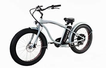 "Tucano Bikes Nuevo Monster 26. Bicicleta eléctrica 26"" Motor: 1.000W-48V"