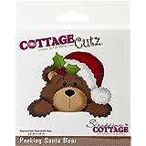 CottageCutz Peeking Santa /& Reindeer Metal Cutting Plate Die CC-663 Christmas