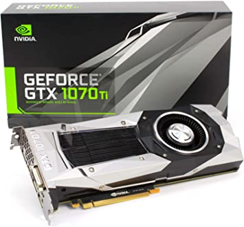 Amazon.com: Nvidia GEFORCE GTX 1070 Ti - FE Founders ...