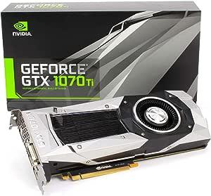 Nvidia GEFORCE GTX 1070 Ti - FE Founder's Edition [PN: 900-1G411-2510-000]