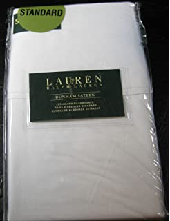 amazon.com: ralph lauren sheet set dunham sateen white queen: home ... - Art Deco Mobel Ralph Lauren Home