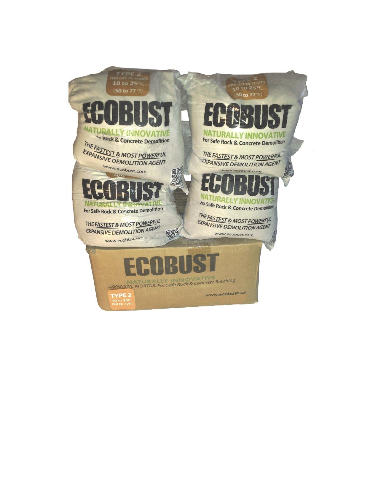 Ecobust USA EB244 Type 2 Power Drill
