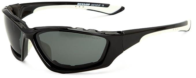 Super Dunlop Mens Sunglasses uv400 brown Wraparound #12