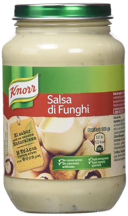 Knorr Salsa Crema Di Funghi - 400 g