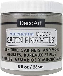 product image for DecoArt DECADSA-36.19 Decor Satin Enamels Greytaup Americana Decor Satin Enamels 8oz Greytaup