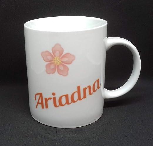 Taza mug con nombre Ariadna