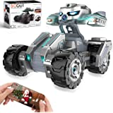 RC Cars, Remote Control Car with 720P HD Camera, 4WD WiFi FPV High Speed Gravity Sensor with Lights, AR Mode Electric RC Truc