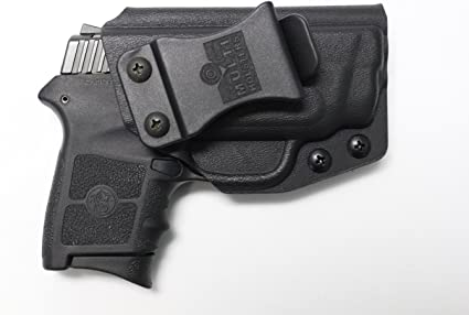 S/&W M/&P BODYGUARD 380 RIGHT HAND IWB Inside Waistband Concealment Clip Holster