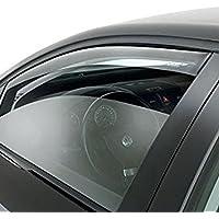 Farad 12456 Deflectores de viento para BMW serie