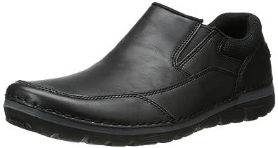 d6bc20d165966 Amazon.com | Rockport Men's Zonecush Mudguard Slip-On Loafer | Shoes