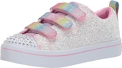 Skechers Unisex-Child Twinkle Toes-TWI-Lites 314048l (Little Kid) Sneaker