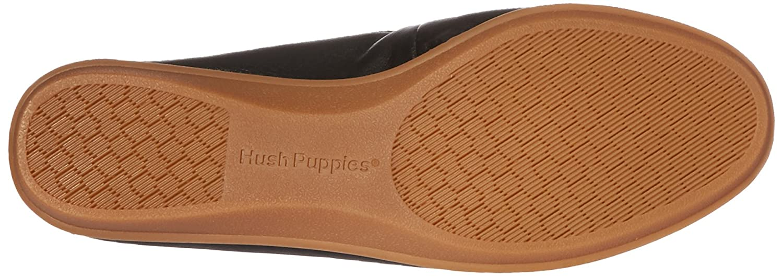 Hush Puppies Endless Wink, Wink, Wink, Ballerine Donna Grigio grigio, Nero (nero), 36 EU M 561468