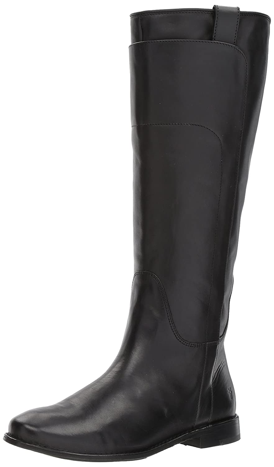 FRYE Women's Paige Tall Riding Boot B06WGLKXGX 11 B(M) US|Black