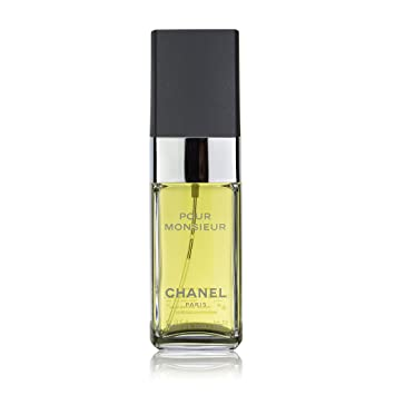 Amazon.com : CHANEL Pour Monsieur Eau De Toilette Spray - 50ml/1.7oz : Beauty