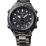 Seiko Herren-Armbanduhr Chronograph Quarz Edelstahl SSG003P1