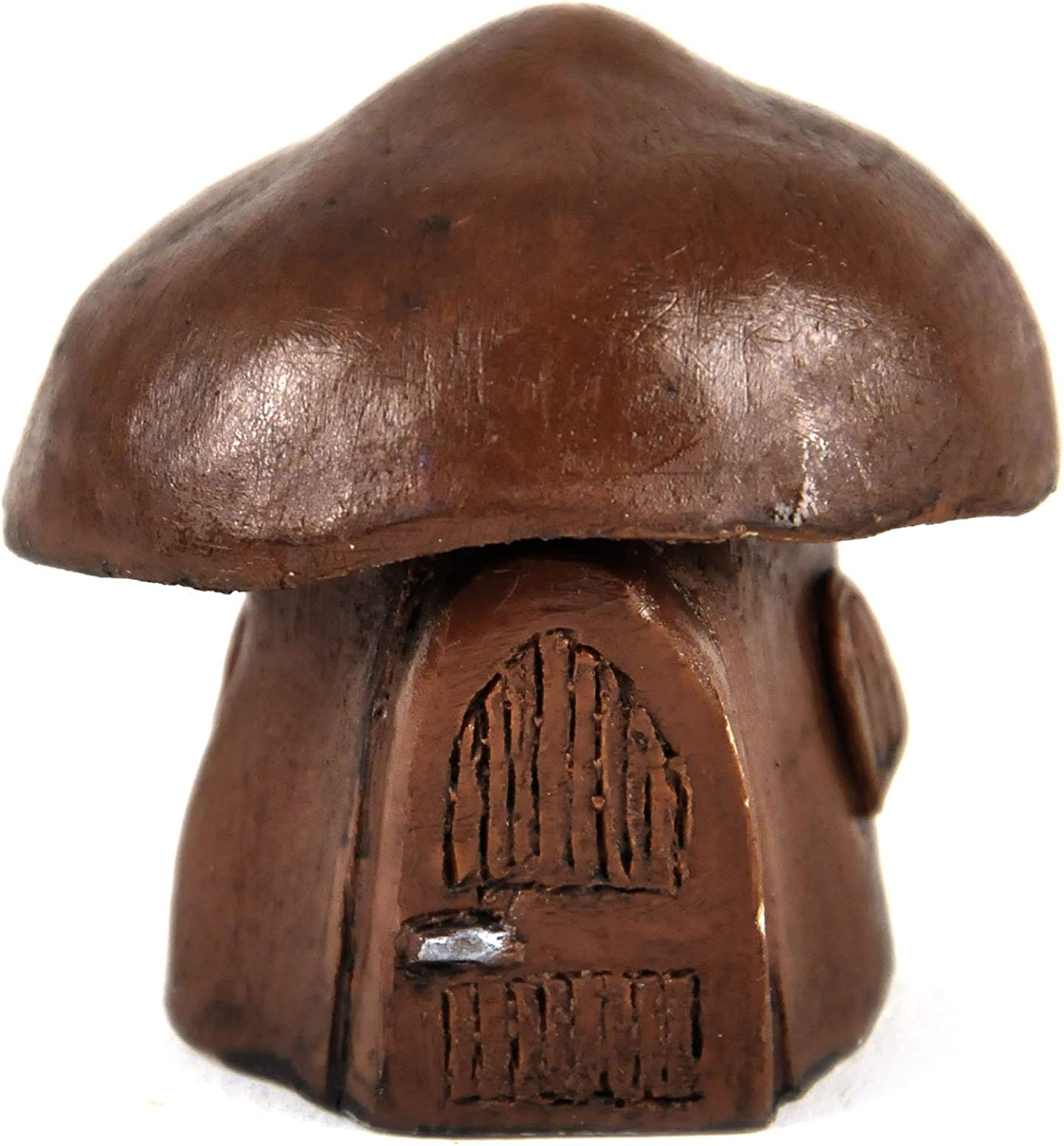 Georgetown Toadstool House - Fiddlehead Fairy Garden Collection