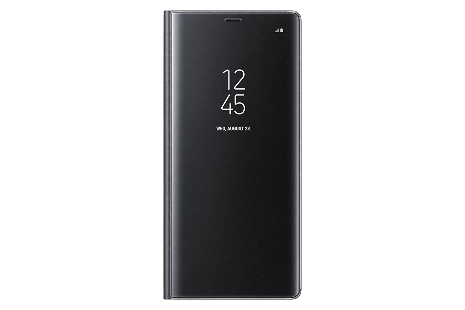Samsung EF-ZN950CBEGUS Galaxy Note8 S-View Flip Cover with Kickstand, Black