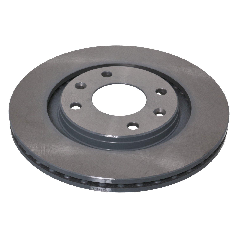 febi bilstein 10321 brake disc (Set of 2) (front axle)