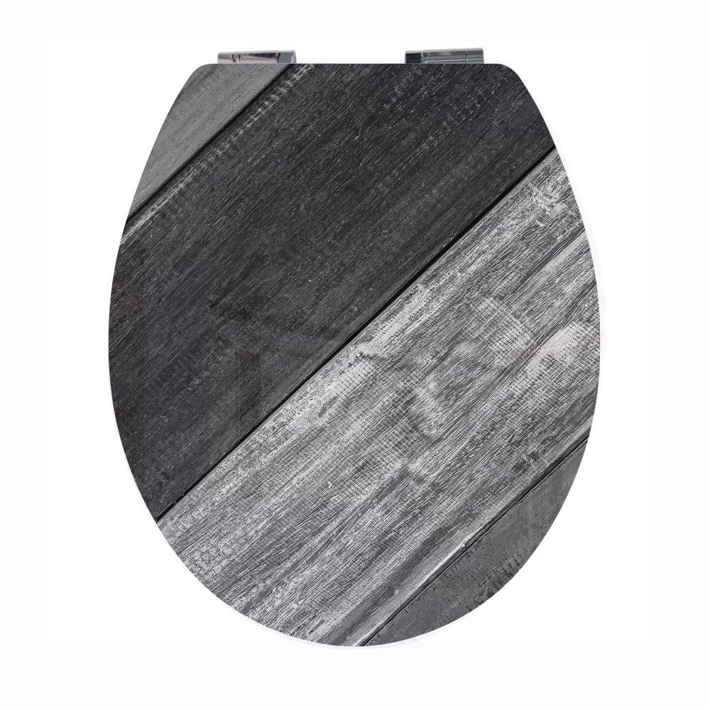 Abattant WC Film adhésif autocollant Bain Lunettes Oracal Abattant WC à WC 003131 More Design