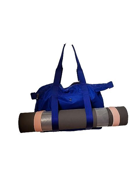 Amazon.com: Lululemon Womens Yoga Bag- Day Asana Tote II ...