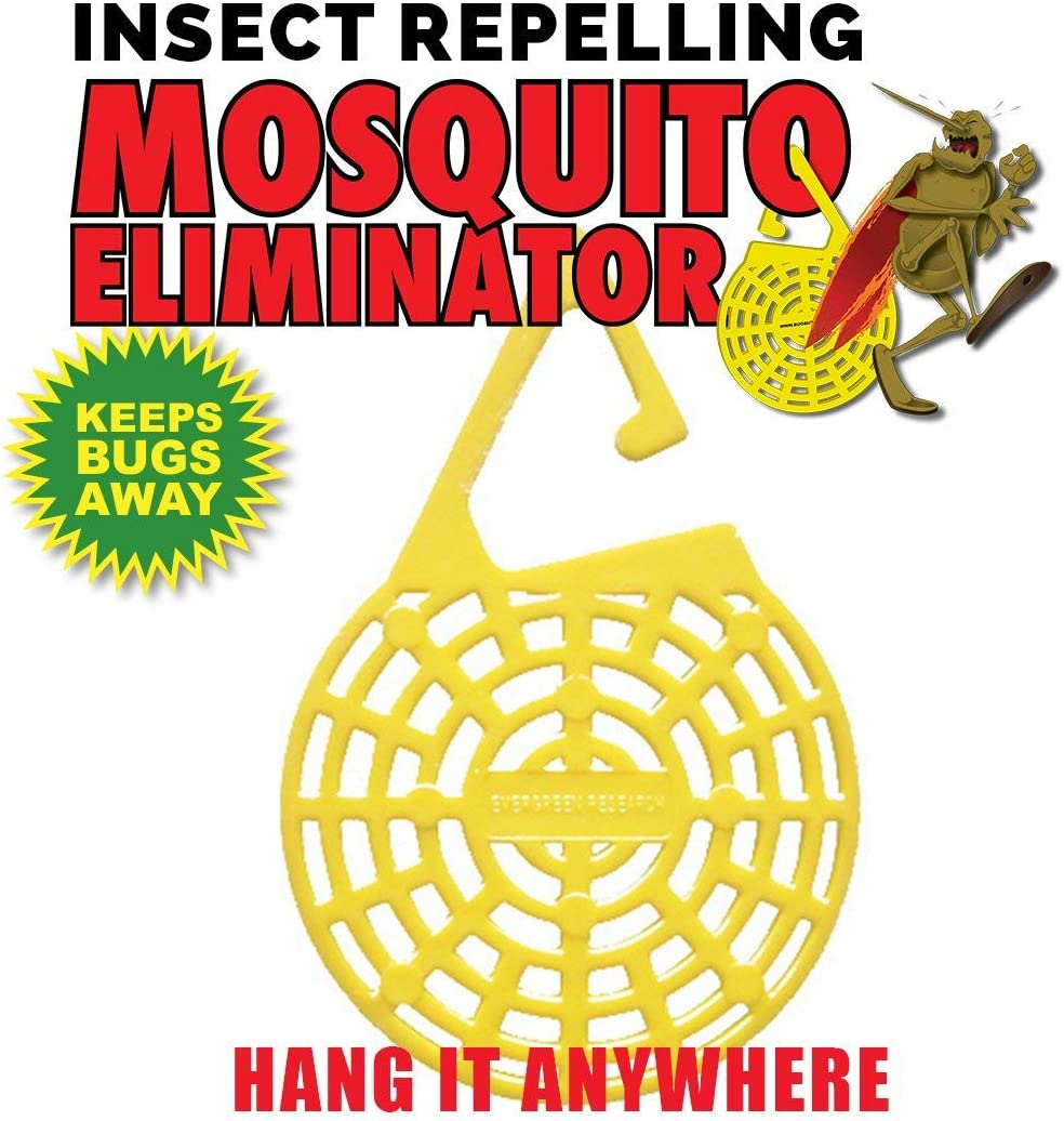 Amazon Com Evergreen Research Insect Repelling Hanging Mosquito
