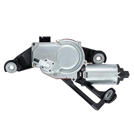 Justech limpiaparabrisas Motor Trasero para BMW E87 67636921959 67637199569 487110360