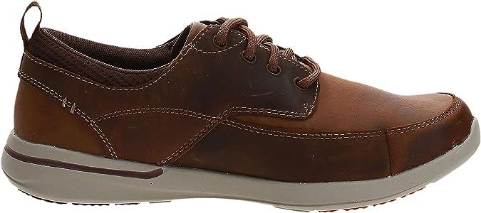Skechers Men's ELENT-Leven Boat Shoe