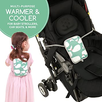 Lucky Babys Stroller Baby Carrier Car Seat Warmer Cooler Use All Year