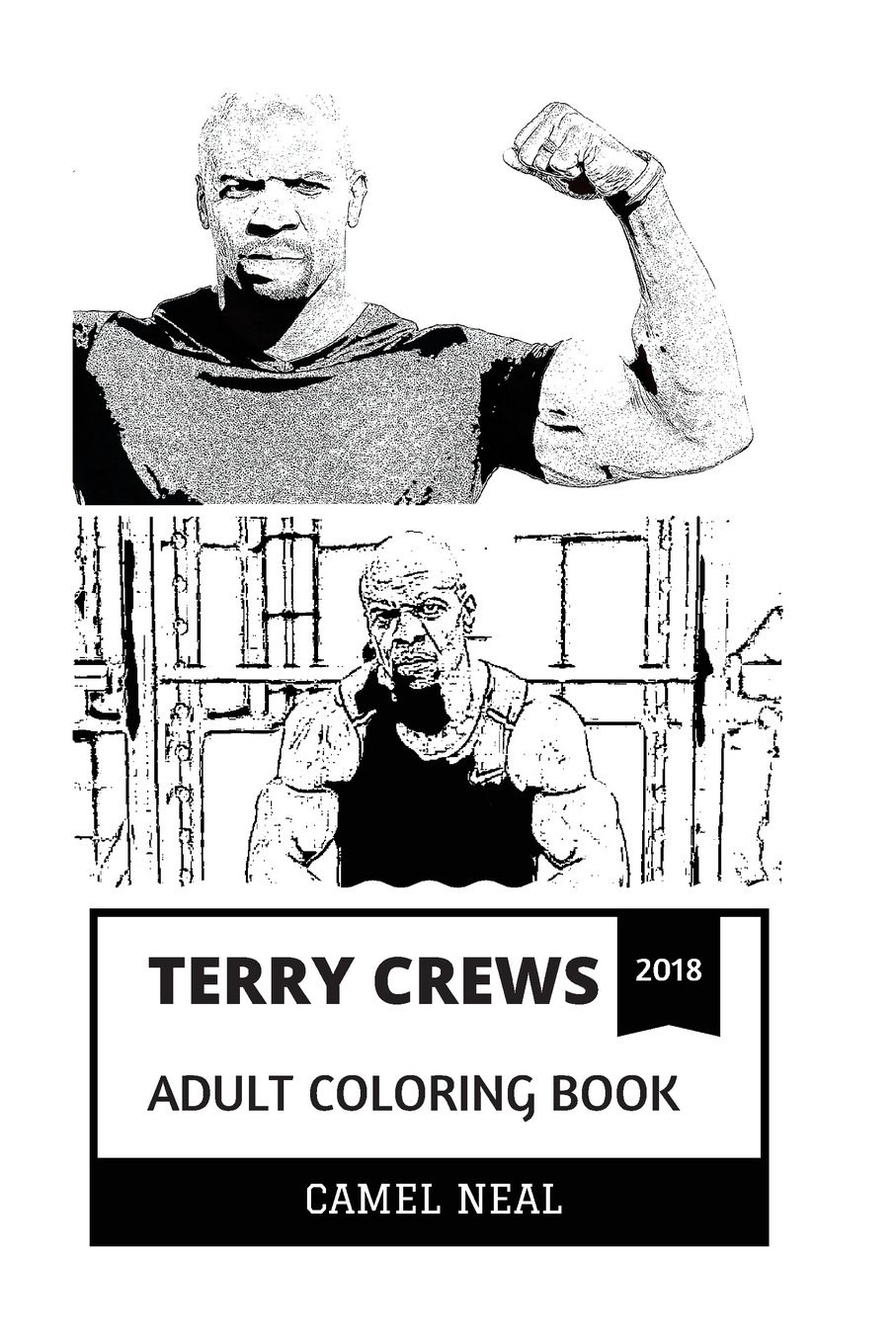 Amazon.com: Terry Crews Adult Coloring Book: Old Spice Commercial ...