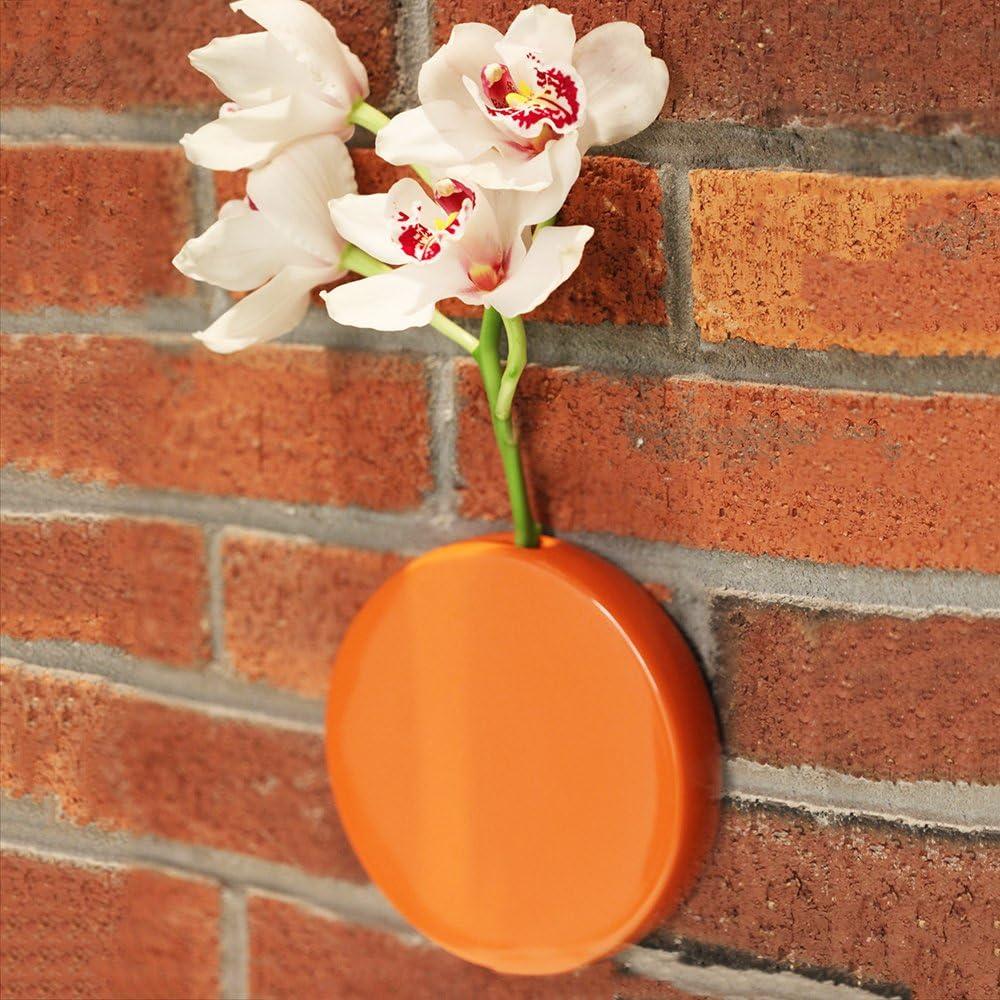 Chive Wall Dot Orange Vase