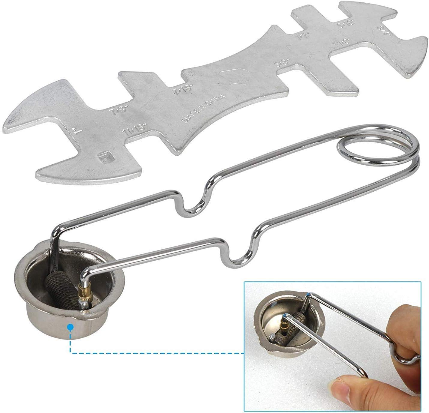 Acetylene Oxygen Weld Welding Cutting Torch Kit w//Gauges /& Goggles /& Hoses