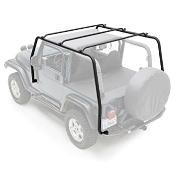 Smittybilt 76713 Jeep Wrangler Bike Rack