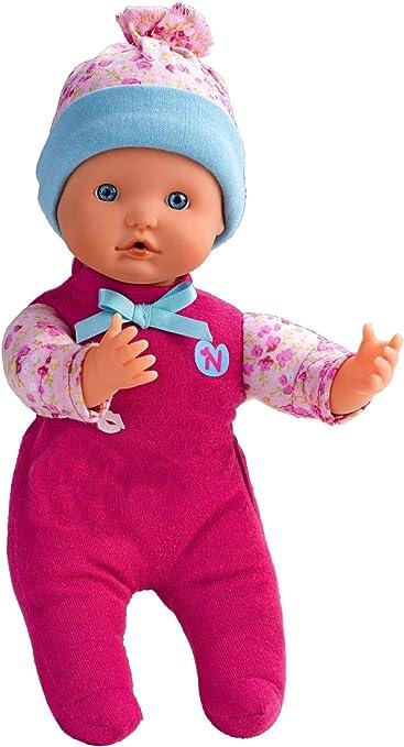 Amazon.es: Nenuco de Famosa Da Besitos, muñeca bebé con sonidos ...