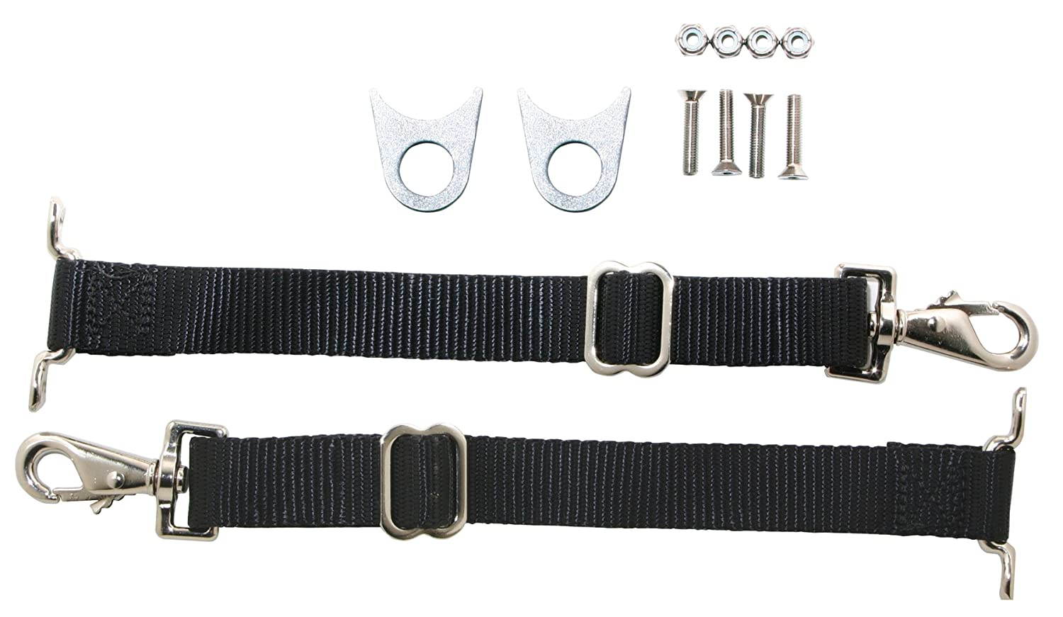 Amazon.com Competition Engineering C4931 Door Limiter Strap Kit Automotive  sc 1 st  Amazon.com : door straps - pezcame.com