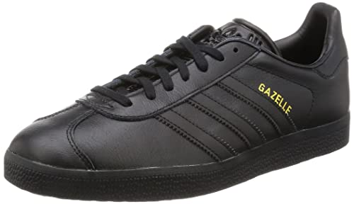 huge selection of a4e36 ad735 adidas Gazelle, Scarpe da Ginnastica Basse Unisex – Adulto, Nero (Core  Black