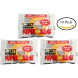 SUPERBAND 10 Pack All Natural Mosquito Repellent Bracelets