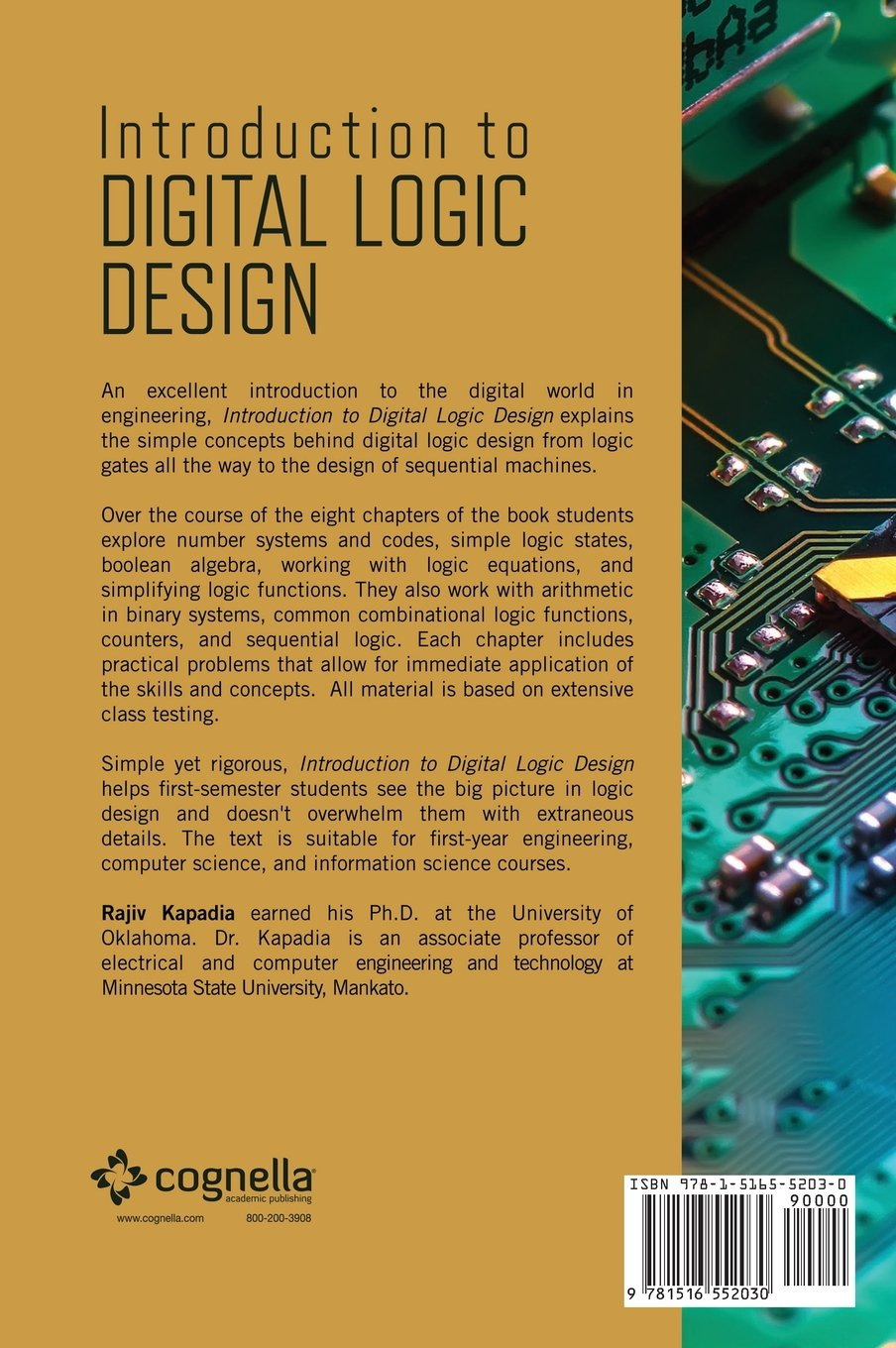 Amazon in: Buy Introduction to Digital Logic Design Book
