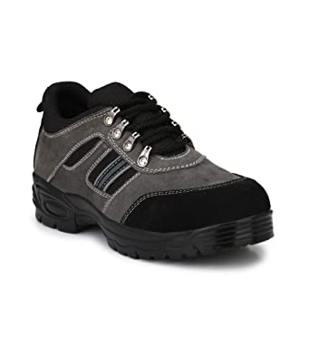 244afb05062d Kavacha Graphene Pure Leather Steel Toe Safety Shoe