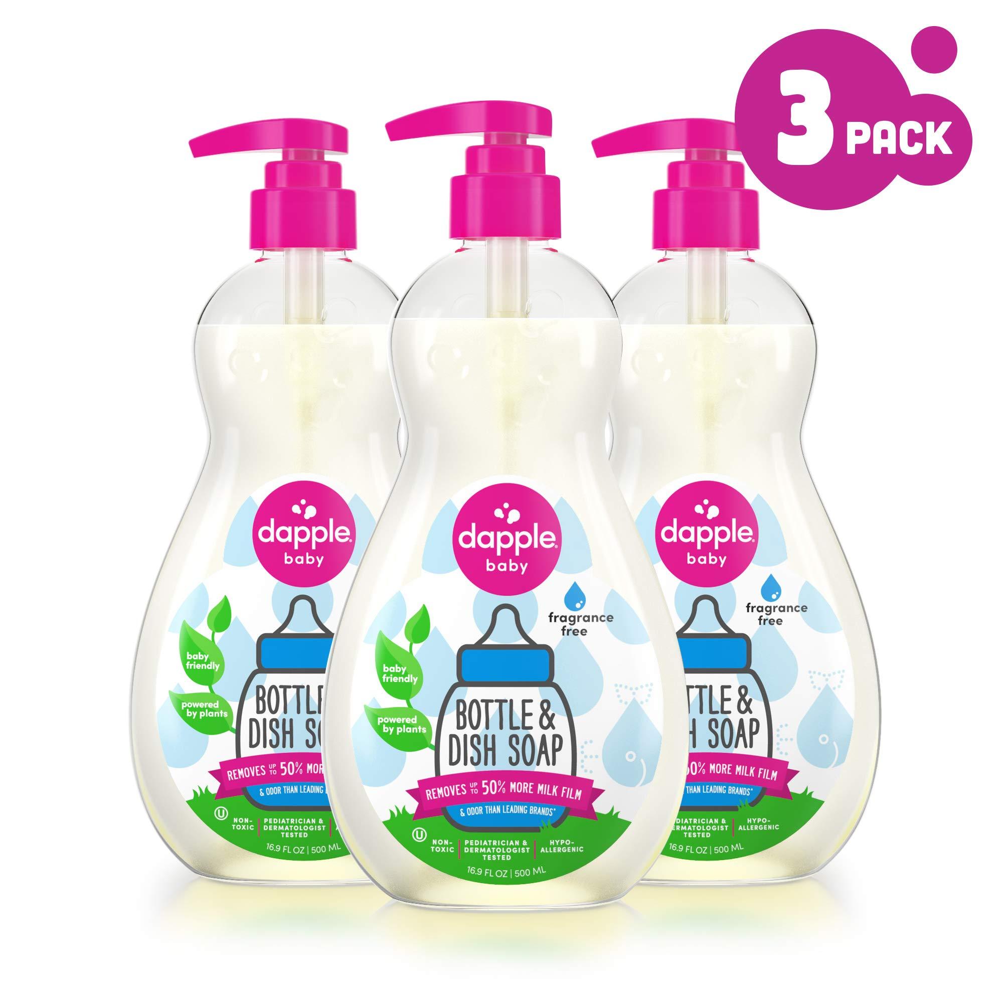 Amazon.com: DAPPLE Baby Dishwasher Pacs, Fragrance Free