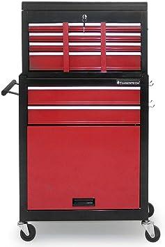 Caja de herramientas para carro de taller PROFI BGS 4112 4 cajones vac/ío